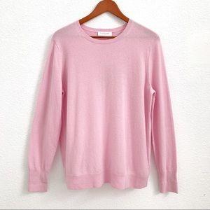NWOT Pink Everlane Cashmere Sweater